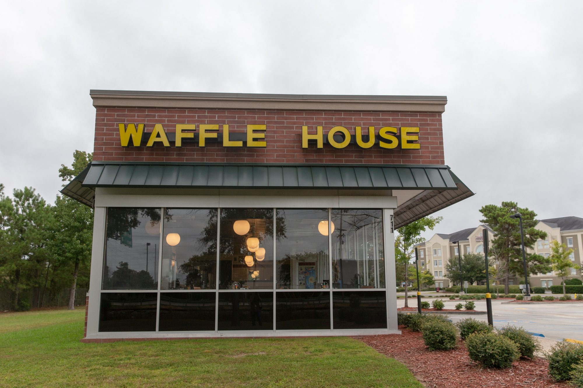 Waffle House Stays Open and Slashes Prices During Hurricanes Like Florence
