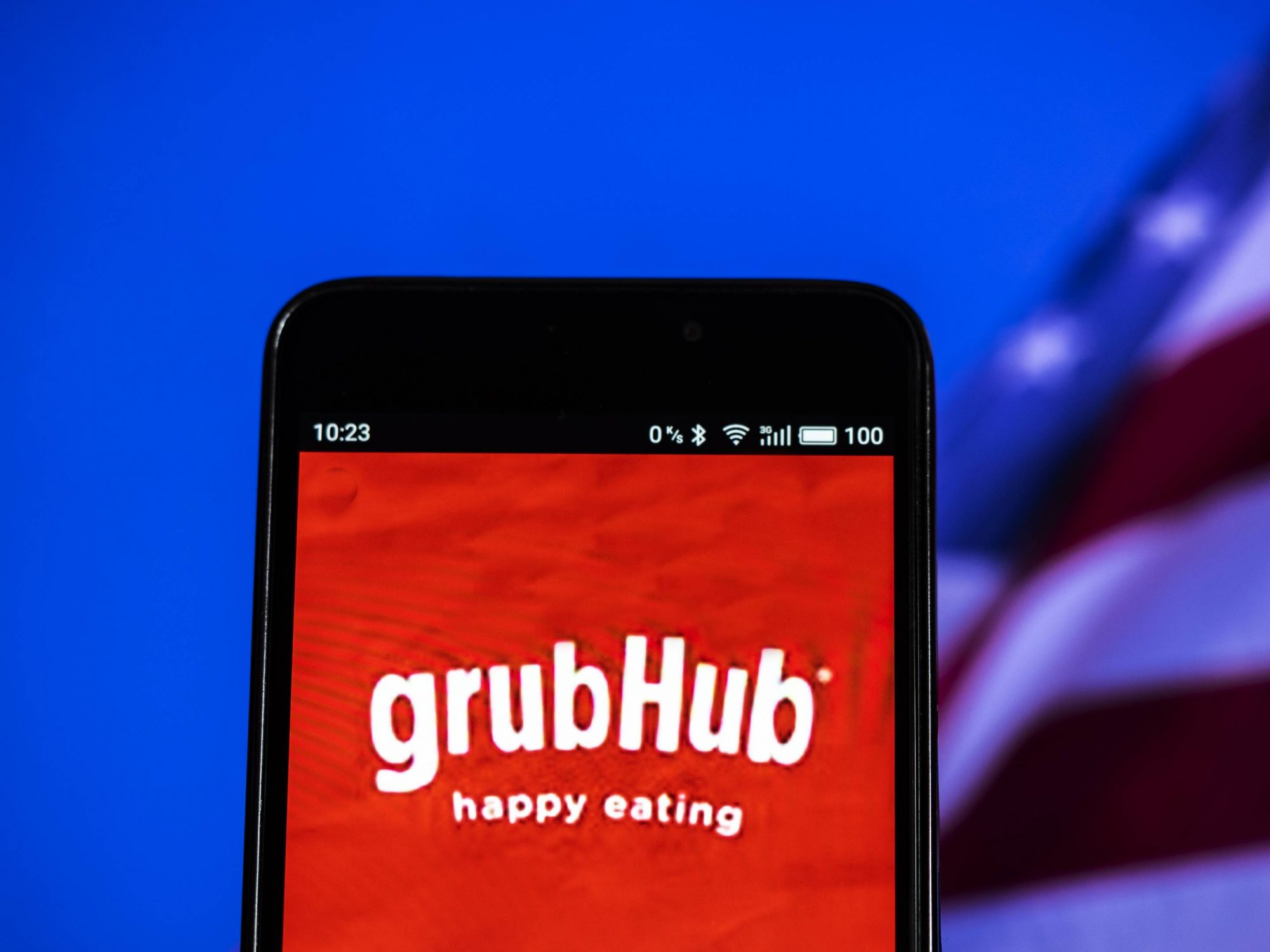 Grubhub Just Bought This College Startup for $150 Million, Firing the Latest Shot in the Food Delivery Wars