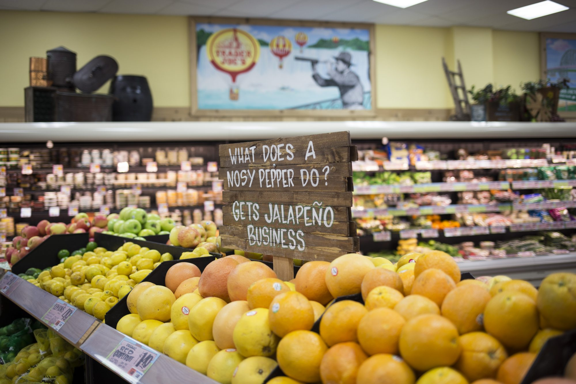 Trader Joe's Kills Its Grocery Delivery Program