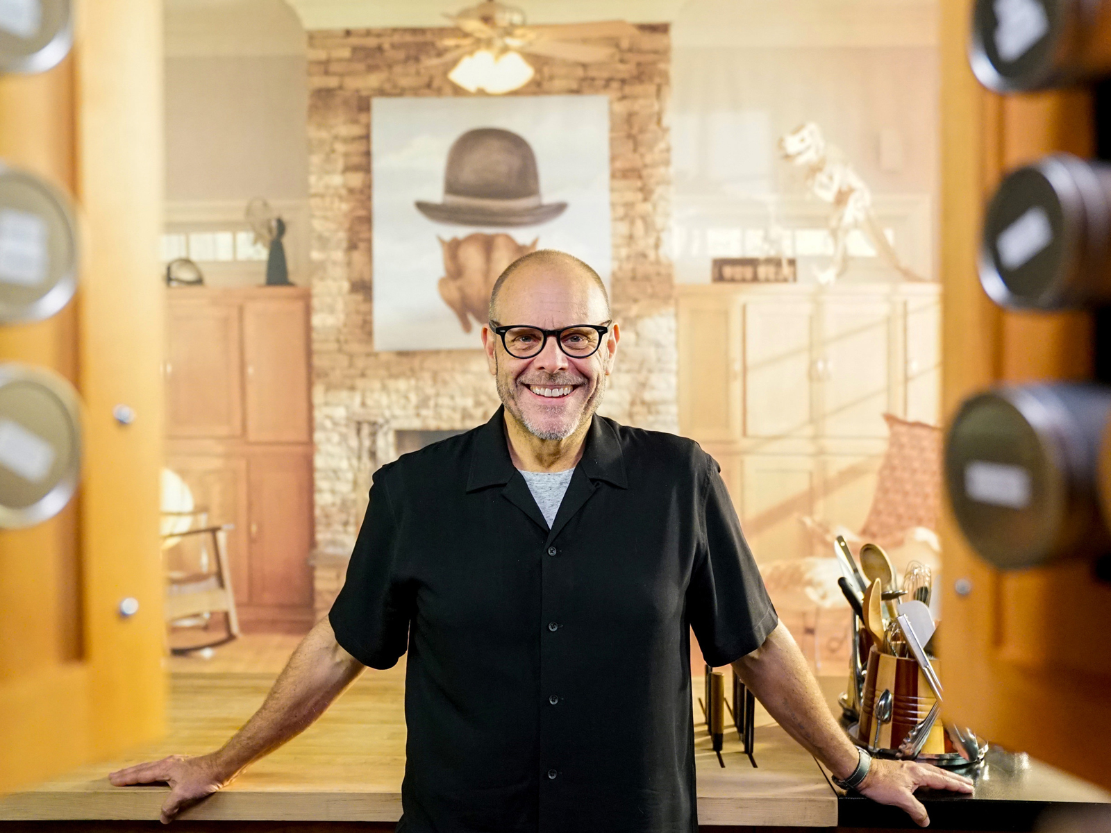 Here's Your First Look at Alton Brown's 'Good Eats: Reloaded'