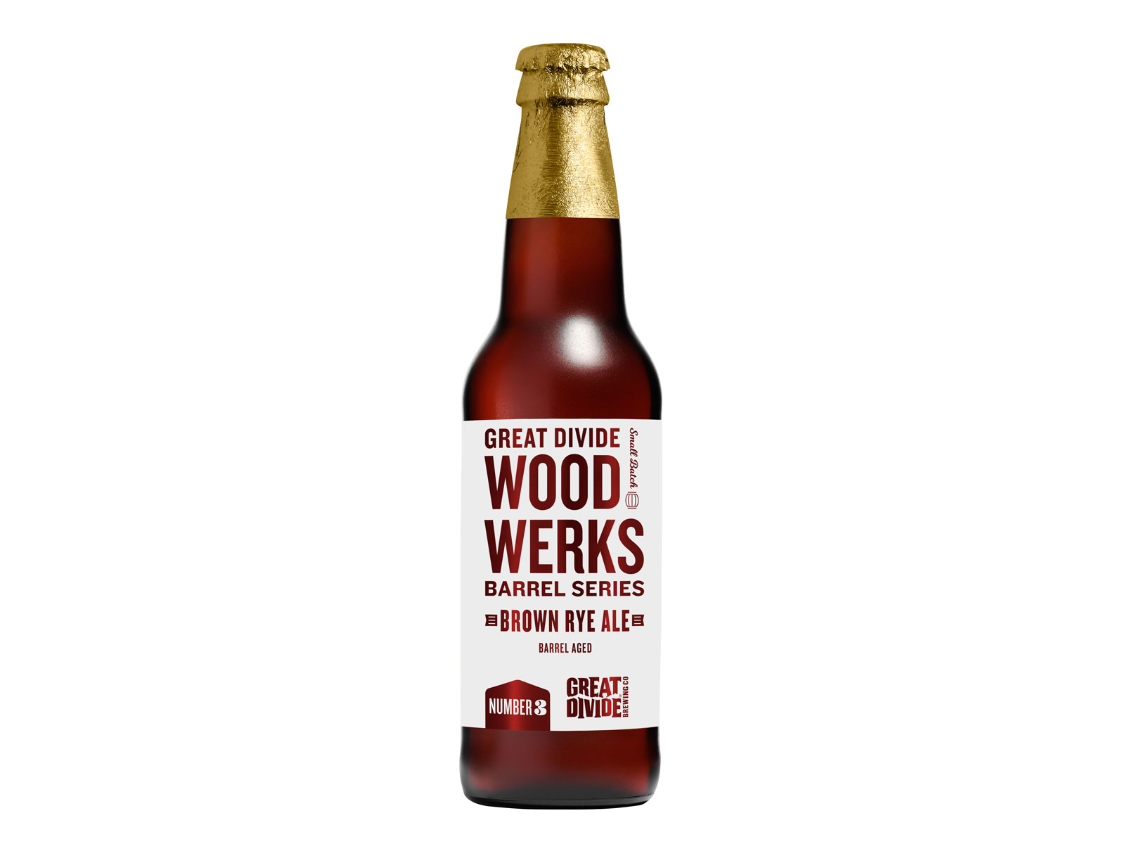 Great Divide Brewing - Wood Werks No. 3