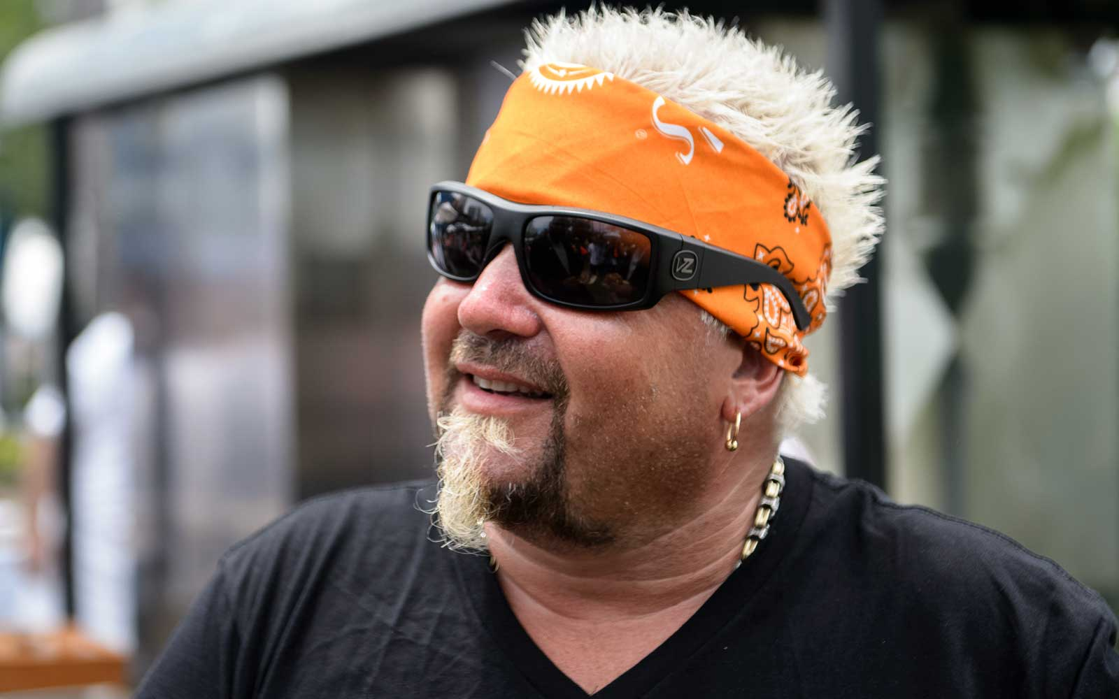 Guy Fieri's New Fried Chicken Restaurant Brings Flavortown to Disney World