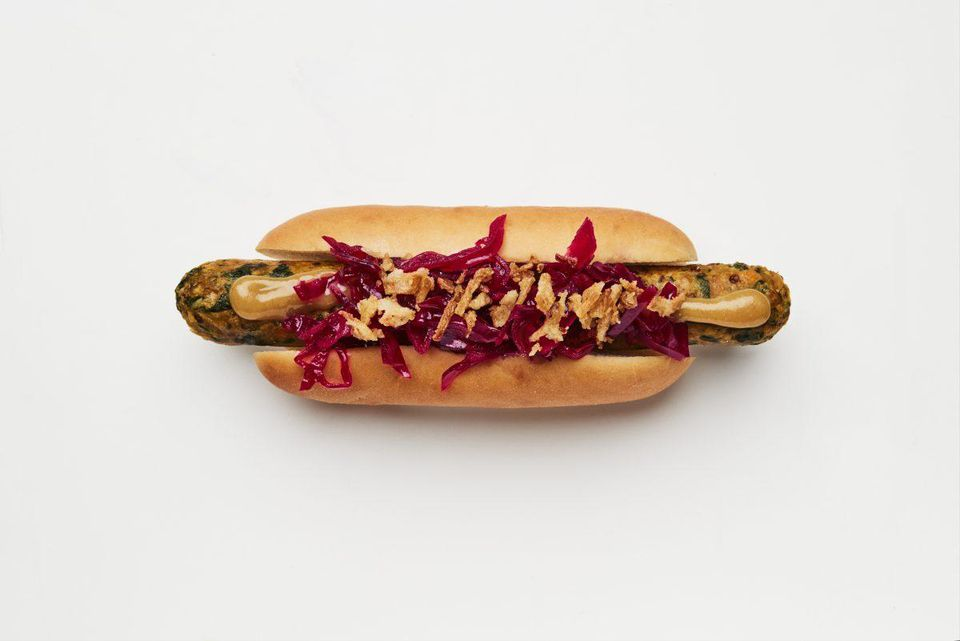 Ikea Veggie Hot Dog Launches in U.S. Stores Today