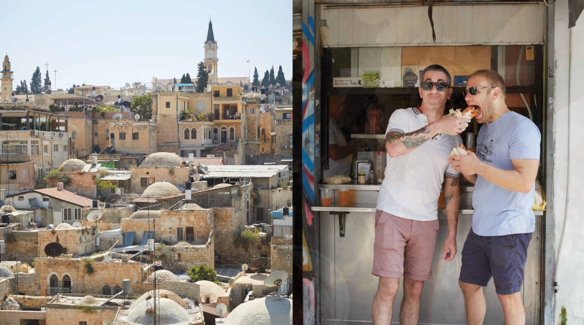 Get a Sneak Peak Inside Michael Solomonov's New Book, 'Israeli Soul'