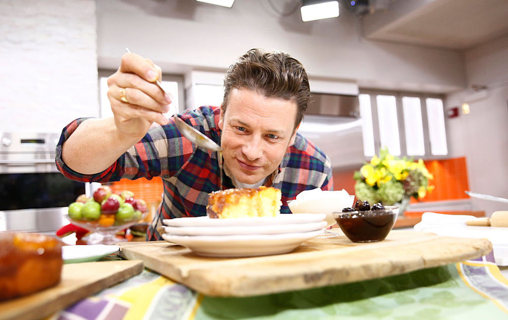 Jamie Oliver Spent $10 Million of His Own Money to Save His Restaurant Group '2 Hours' Before Bankruptcy