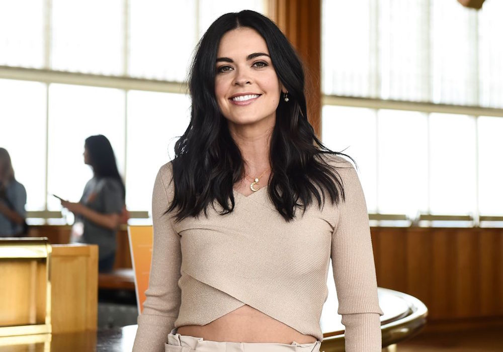 Katie Lee Is Married! Food Network Star Says 'I Do' to Television Producer Ryan Biegel