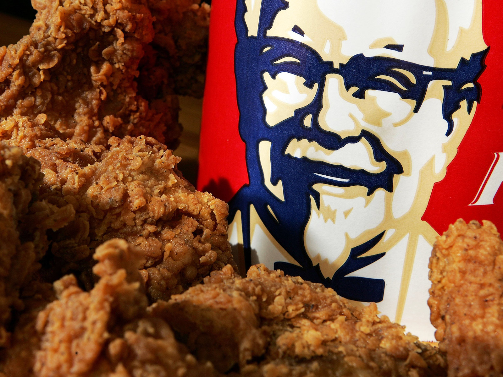 kfc most complained about ad