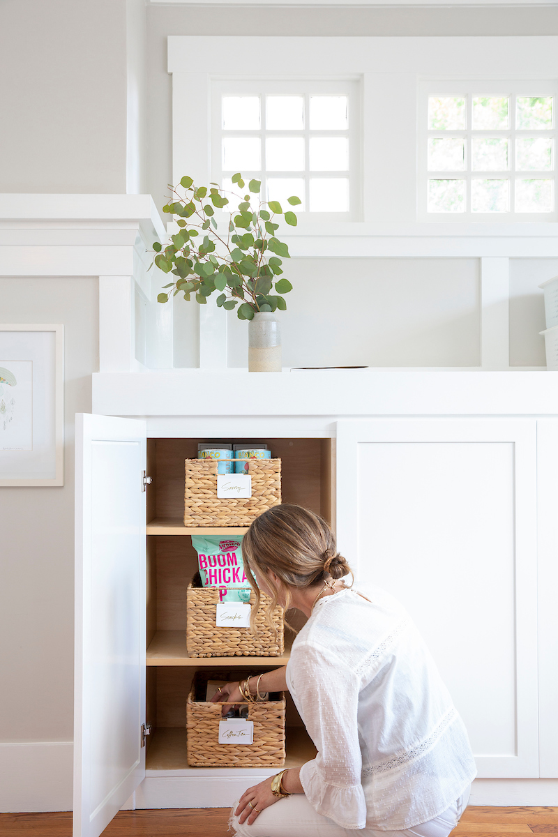Build a Package-Free Pantry