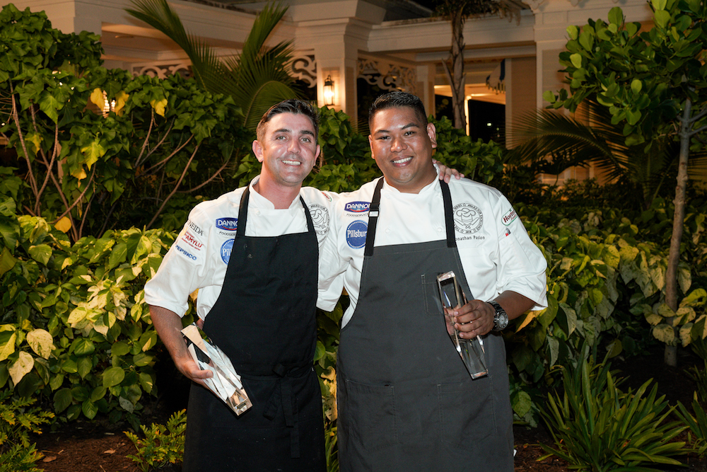 Chefs Jonathan Pasion and Leo Minelli Win The Good Taste Series Americas Regional Competition