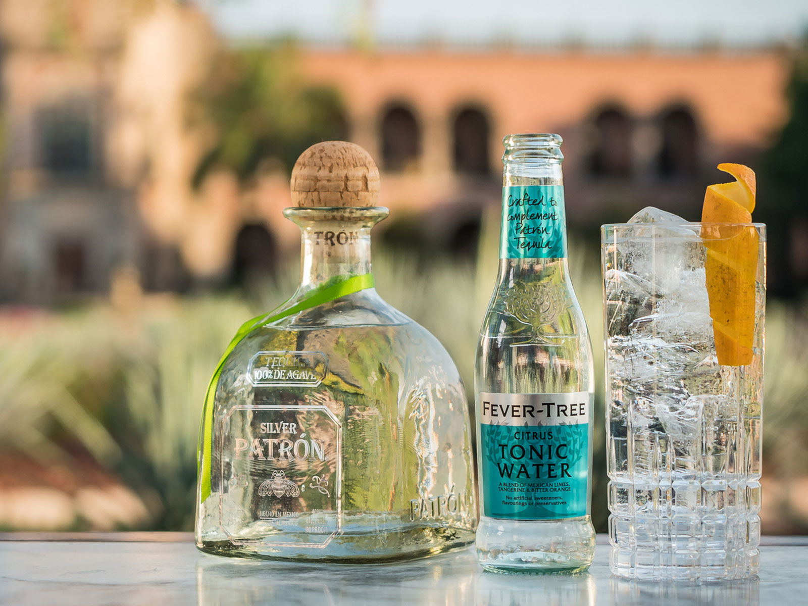 Fever-Tree Releases Its First Mixer Specifically Designed to Pair with Tequila