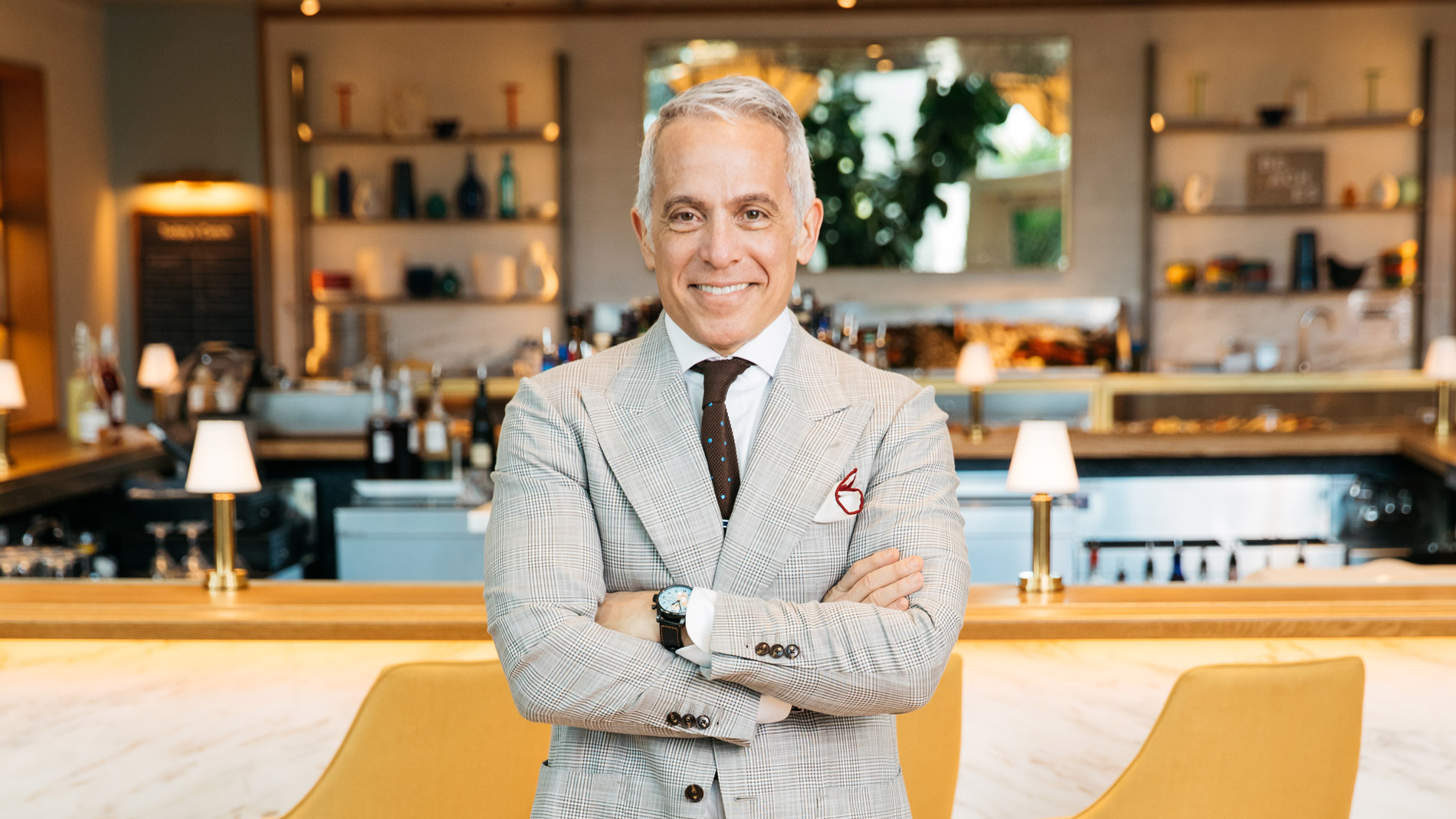 Geoffrey Zakarian Opens New Restaurant Point Royal and Counter Point Cafe