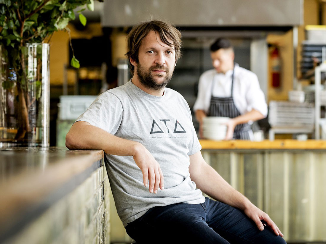 René Redzepi's North American Book Tour: What We Know