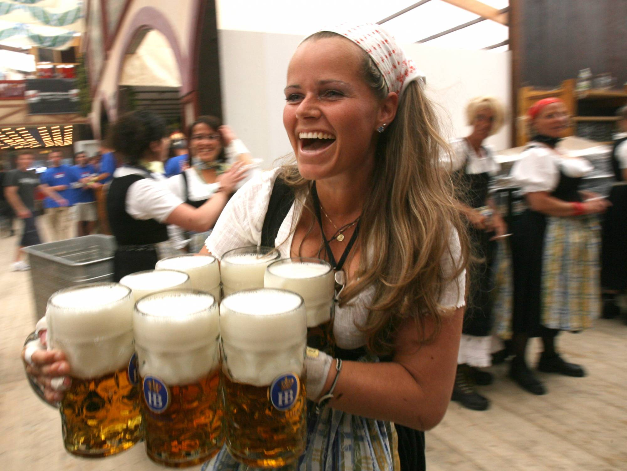 Beer Will Cost More at This Year's Oktoberfest in Munich