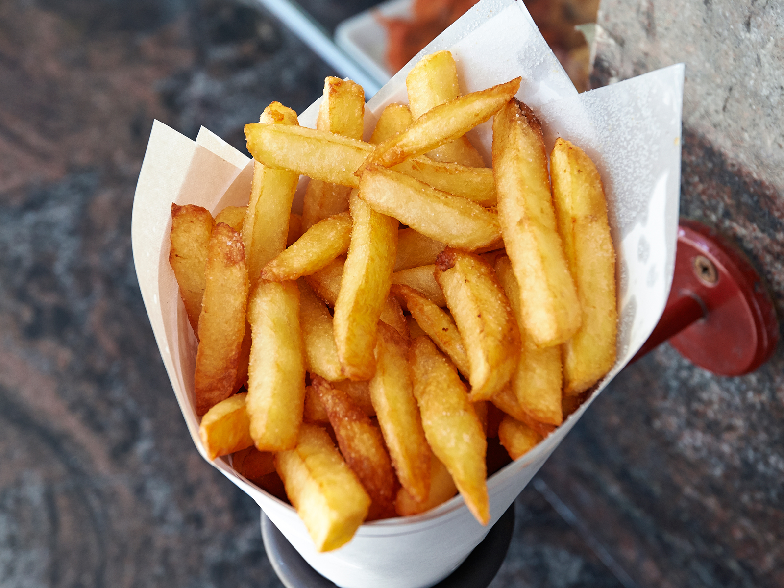 Fries in Belgium, France, and the U.K. Expected to Be an Inch Shorter This Season