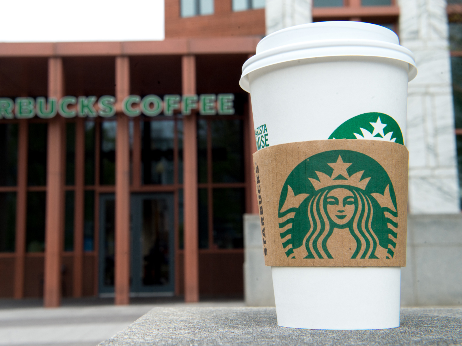 Starbucks Tests Delivery With Uber Eats—Here's Where to Try It
