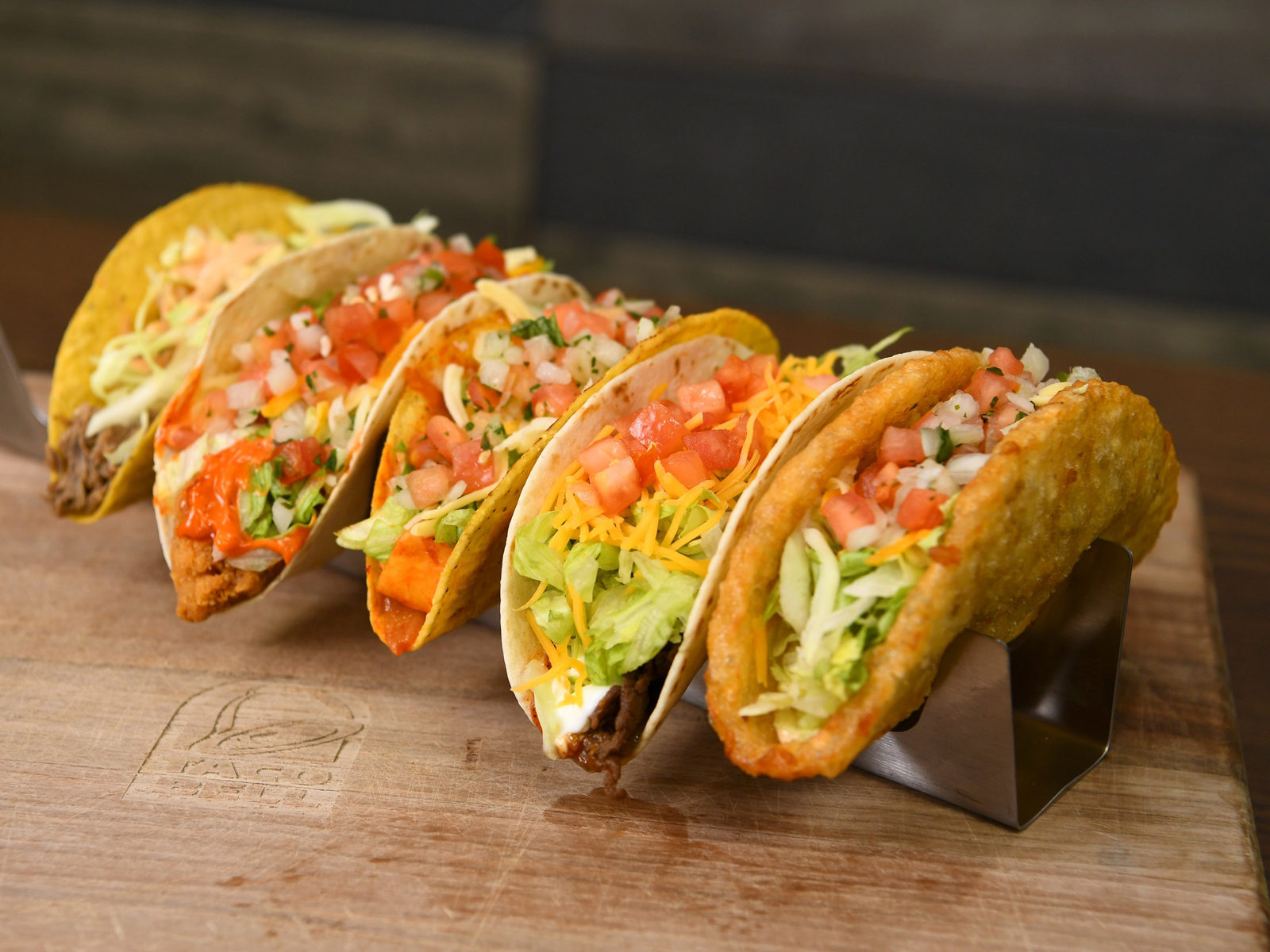 Taco Bell to Take 'National Taco Day' Global This Year