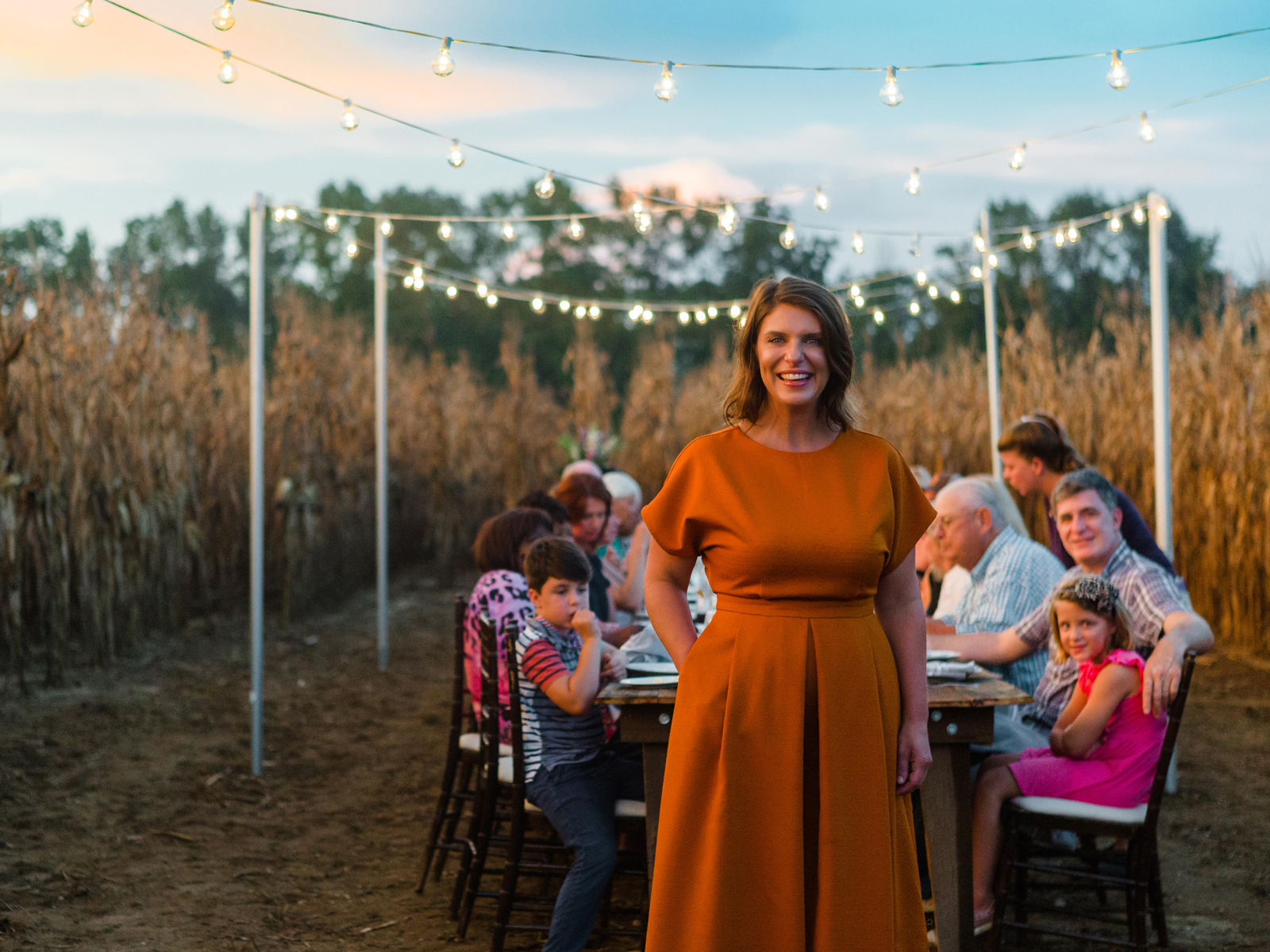 Vivian Howard to Wrap Up 'A Chef's Life' with Harvest Special