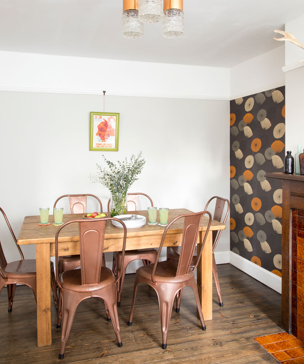 Simple Dining Room Design: Dining Room Wallpaper Ideas To Add Instant Wow-factor To