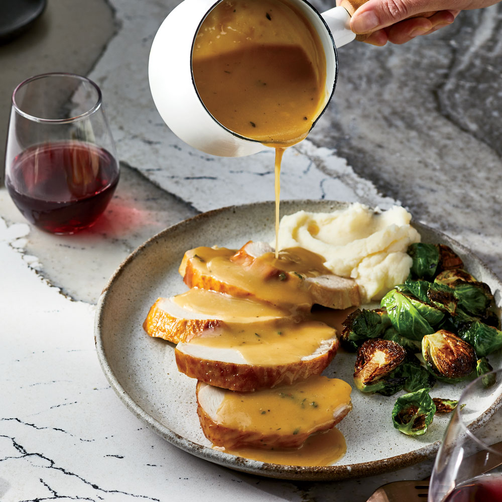 Best-Ever Turkey Gravy