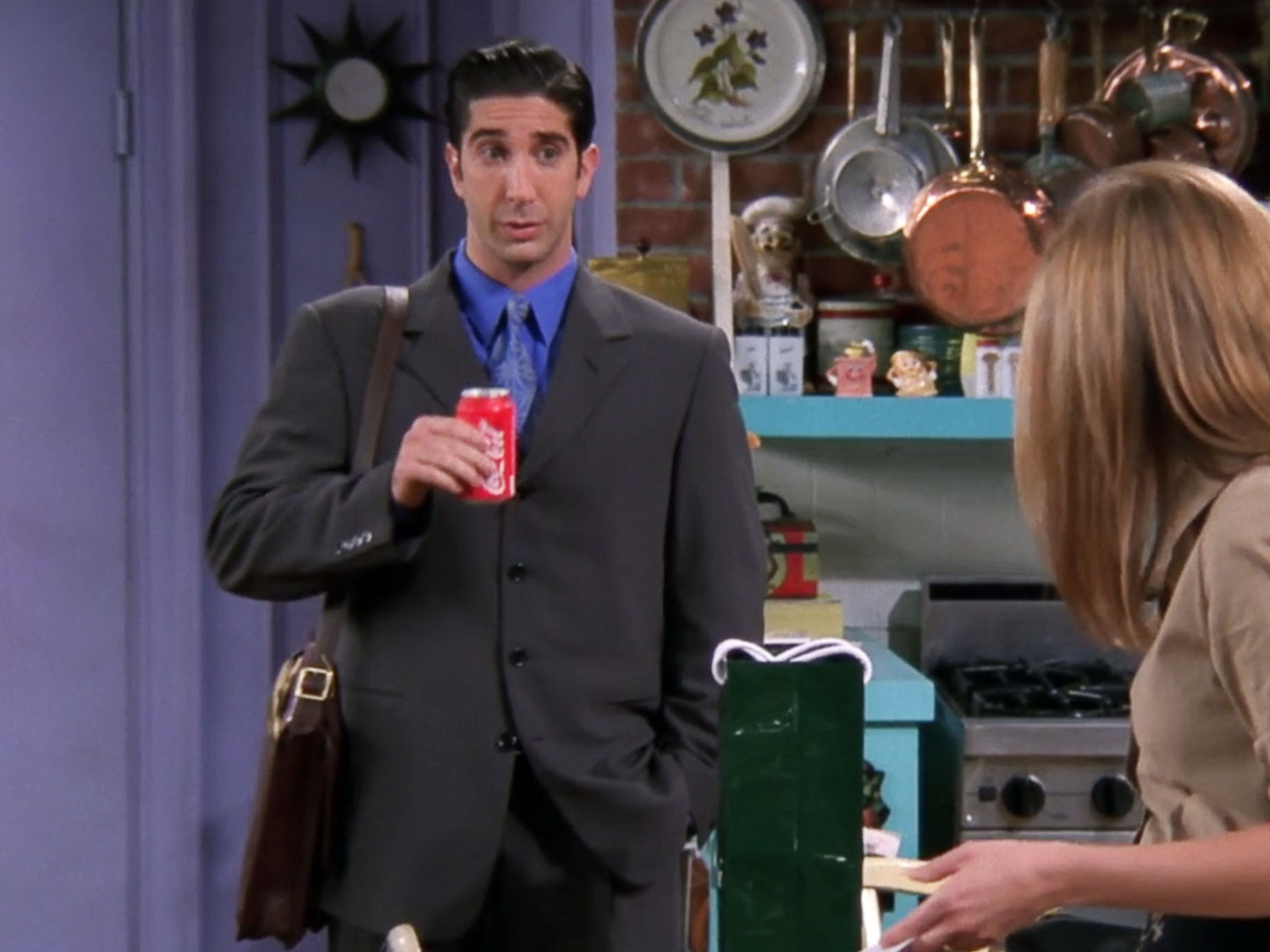 How Diet Coke Almost Tanked Friends
