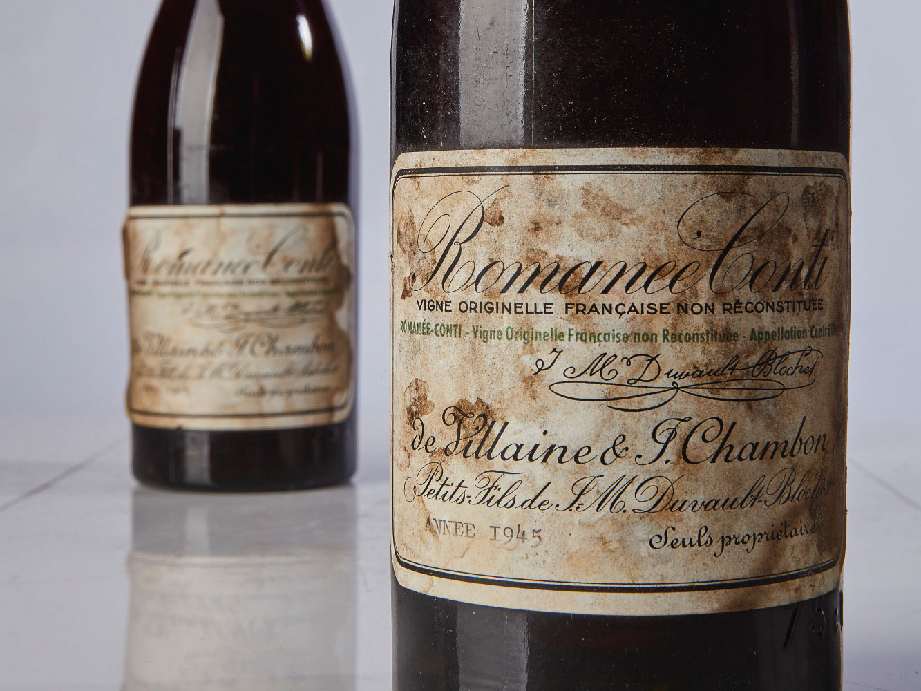 This Is the World's Most Expensive Bottle of Wine