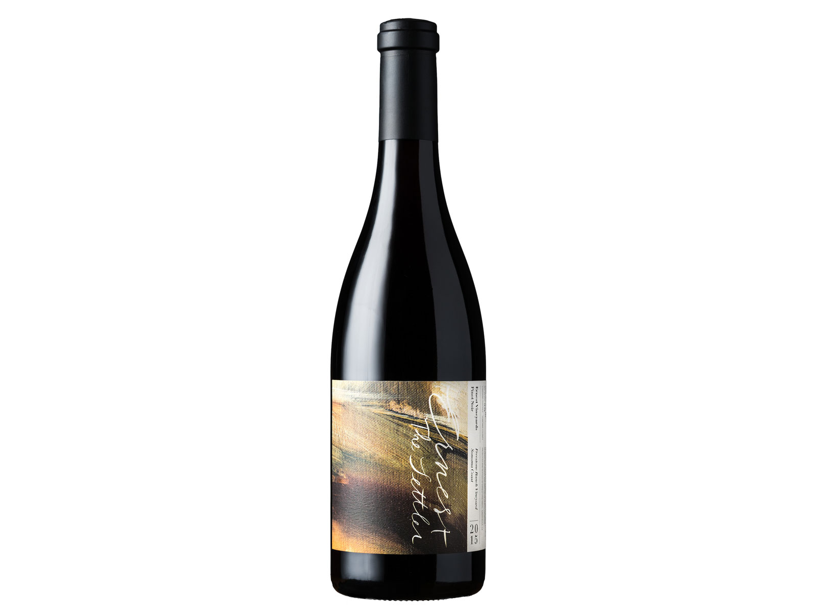 2015 Ernest Vineyards Pinot Noir The Settler