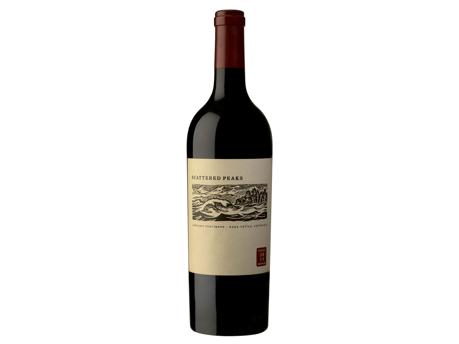 2015 Scattered Peaks Cabernet Sauvignon Napa Valley