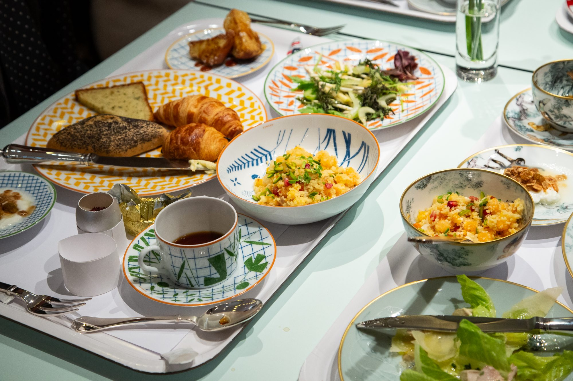 Hermès' New, 'Casual' Tableware Collection Is Full of Showstoppers