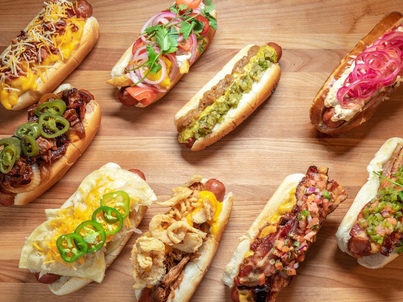 Celebrity Chefs and Hometown Hot Dogs Hit the Menus at NHL and NBA Arenas This Season