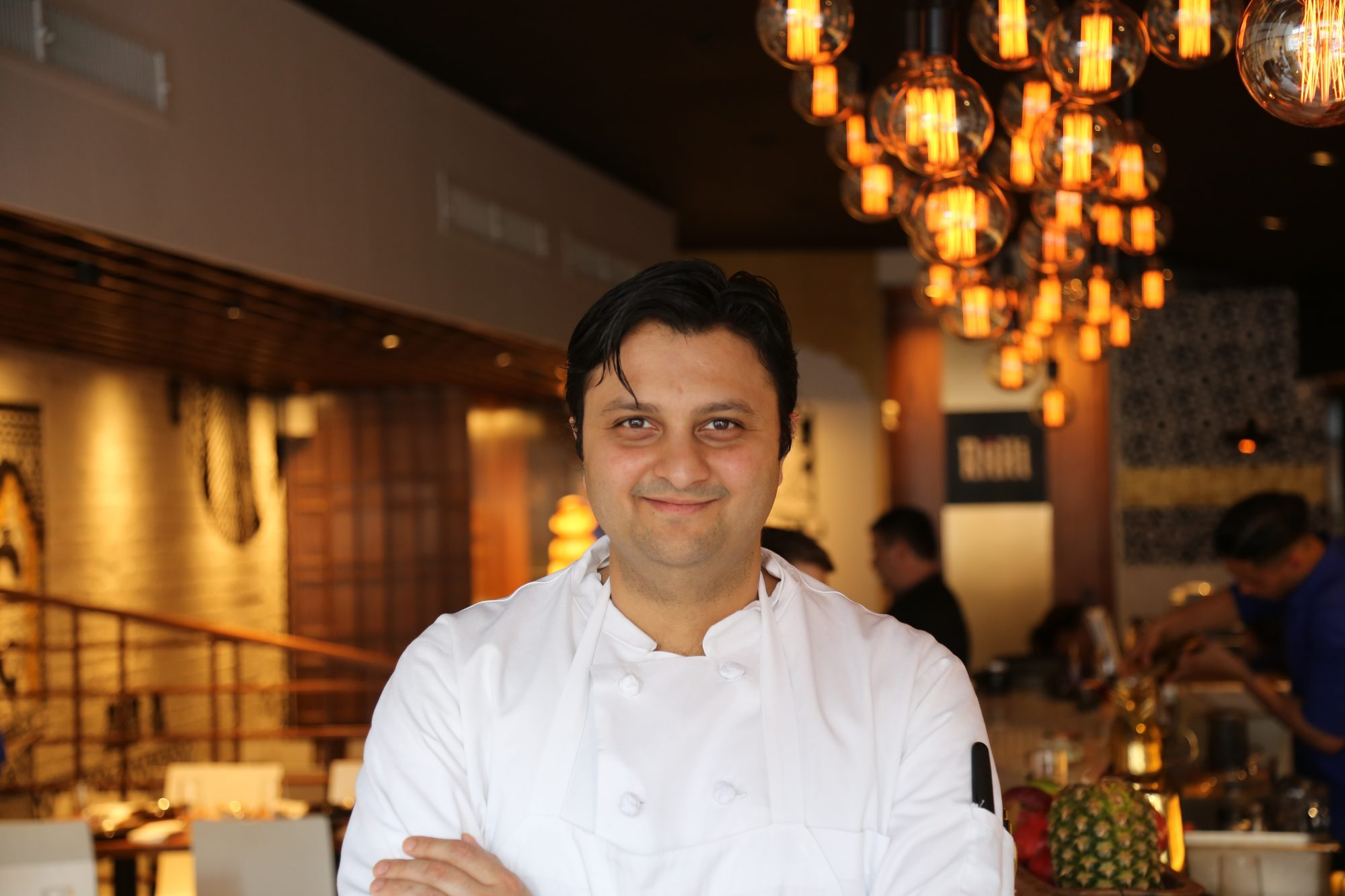 Chef Chintan Pandya