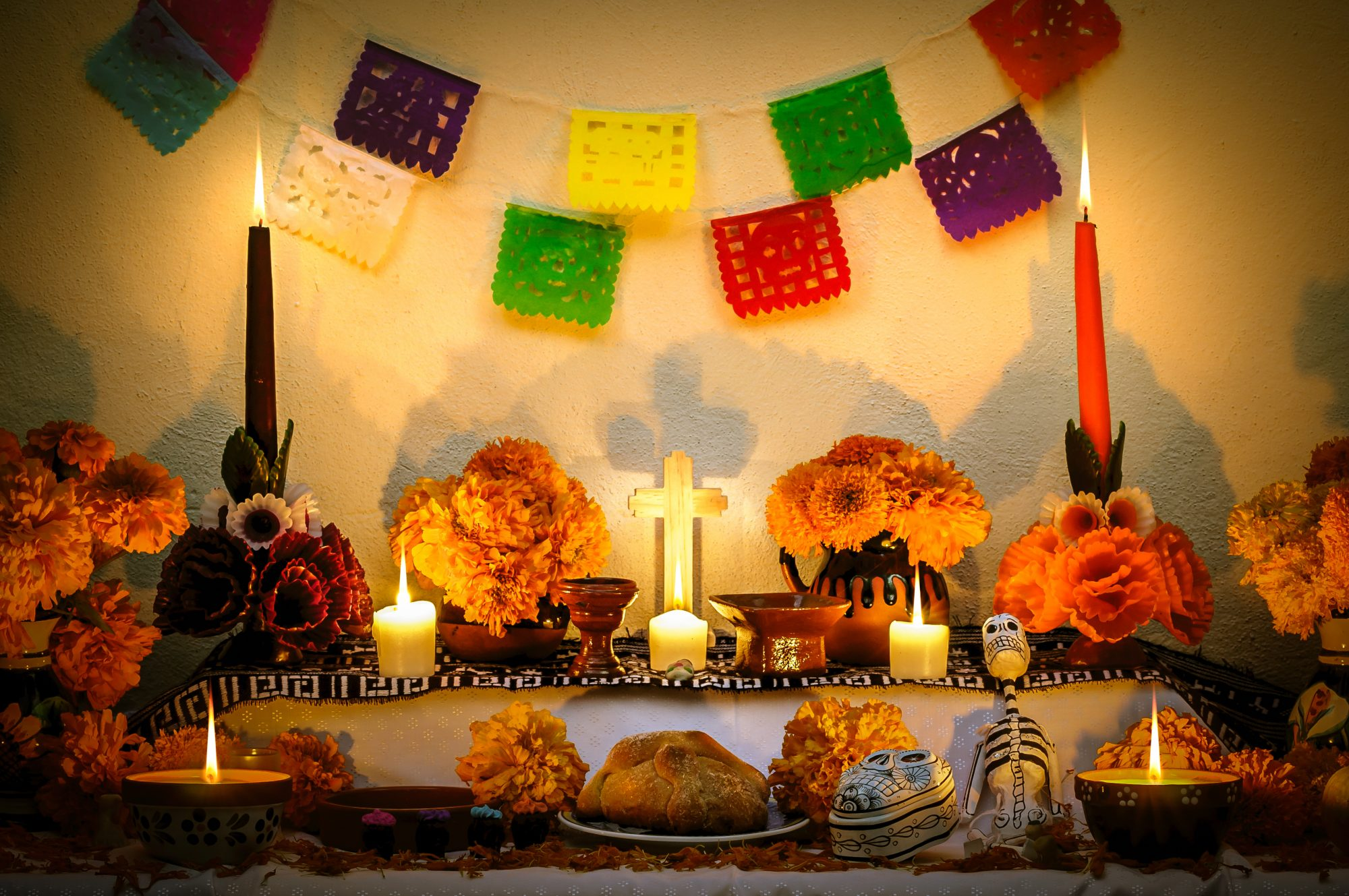 The Dia de los Muertos Tradition That Almost Wasn't