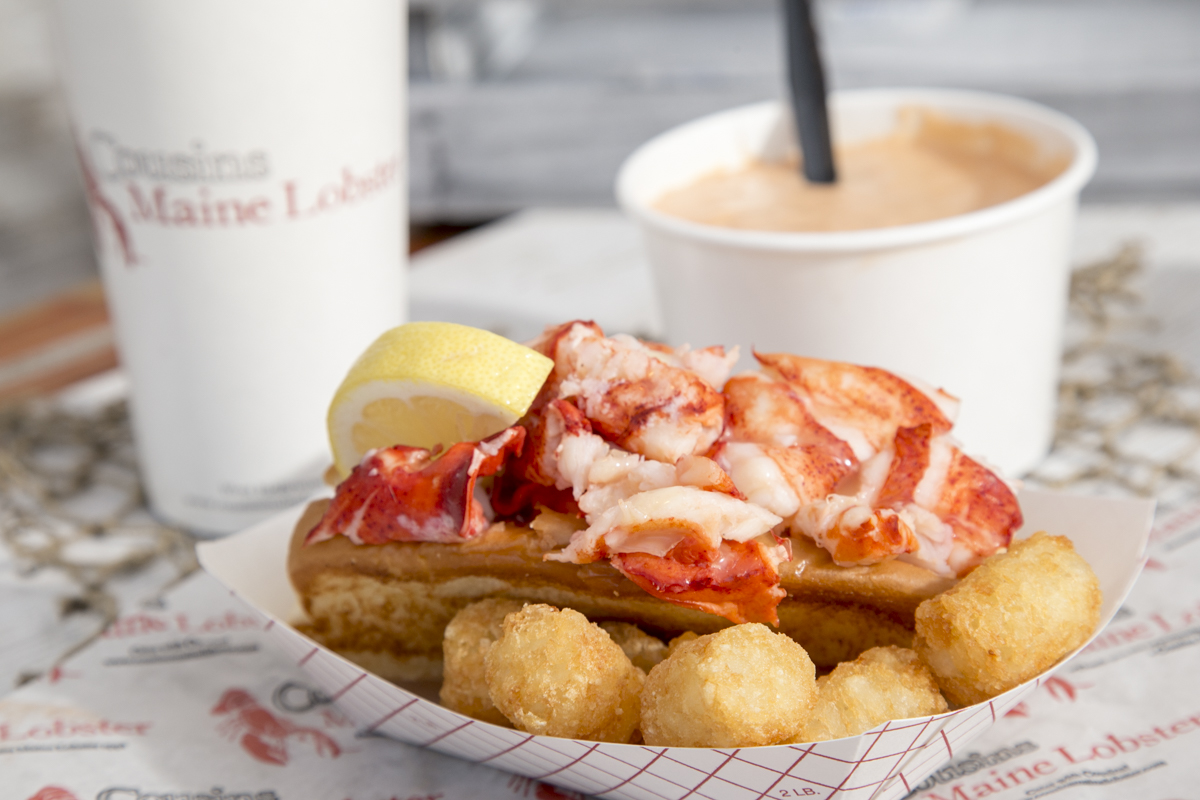'Shark Tank'-Famous Lobster Chain Opens in New York City