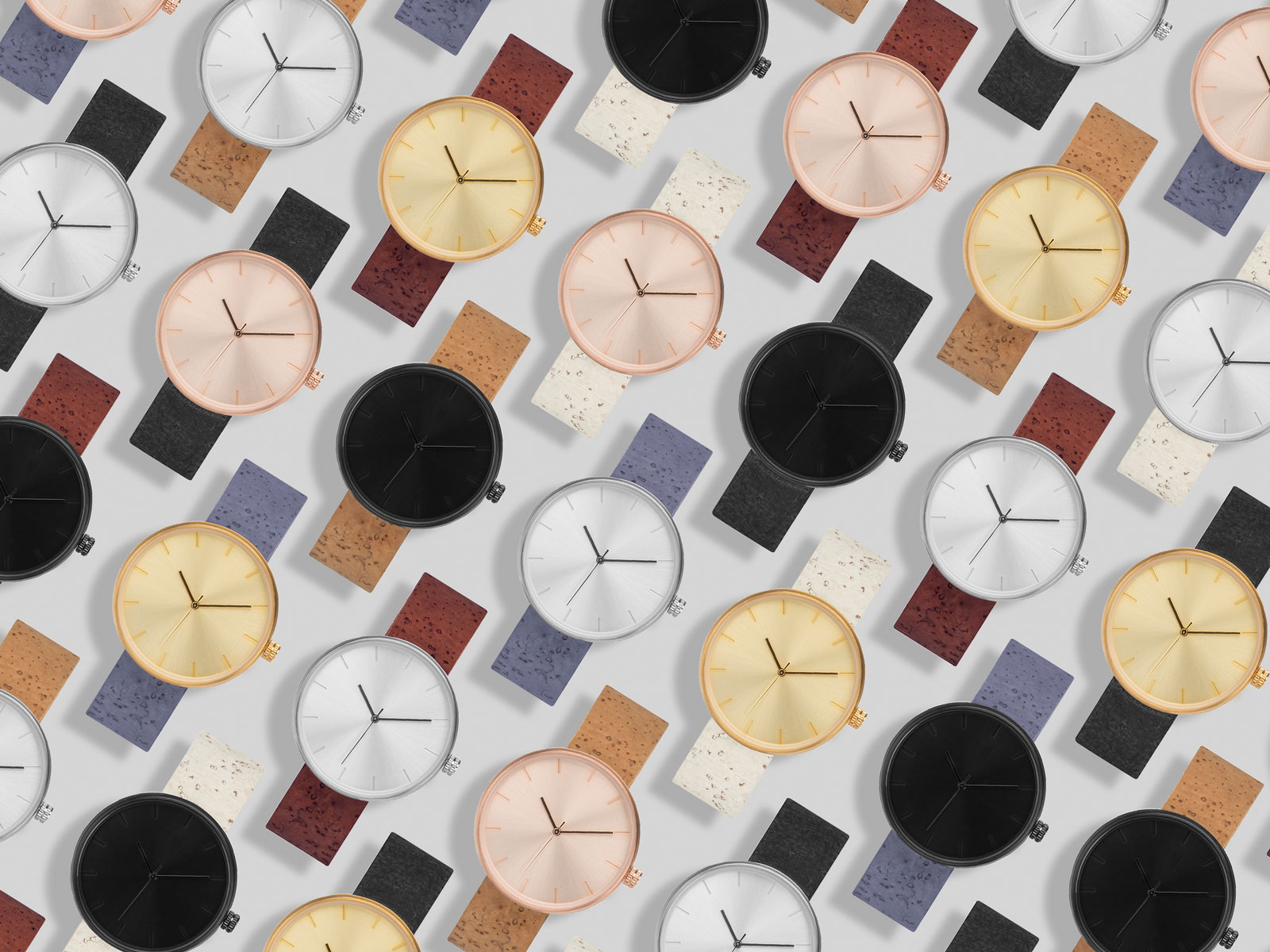These Watches Are Made with Wine