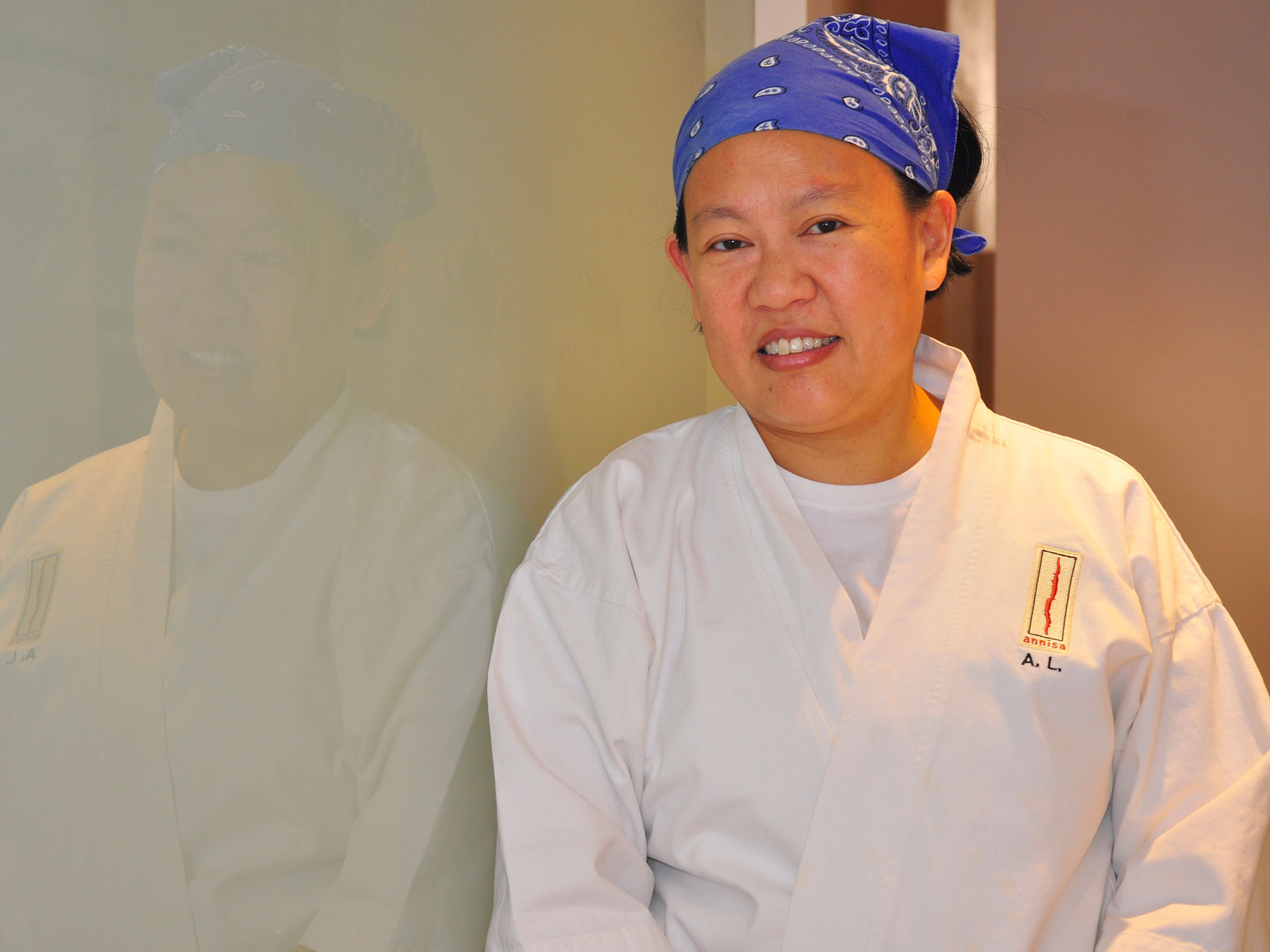 How Anita Lo Cooks for One