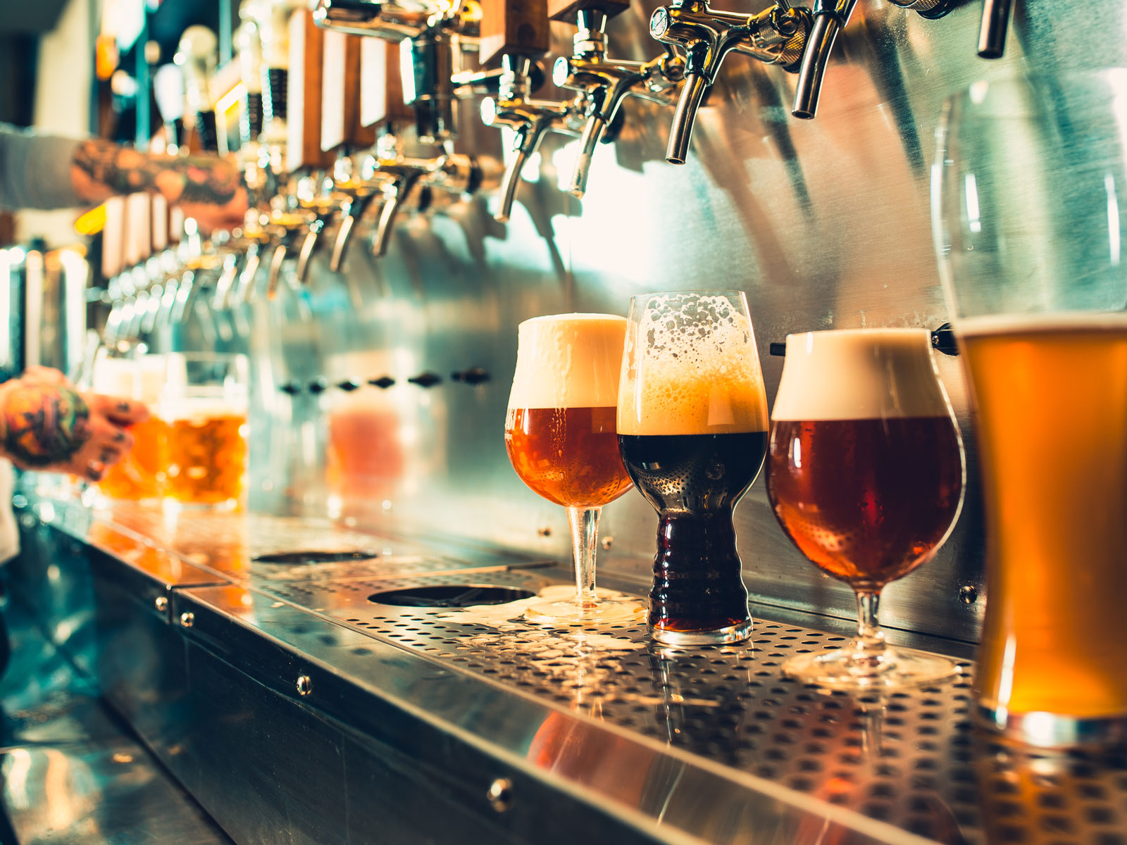 Buy Friends a Beer at a Local Taproom with This App