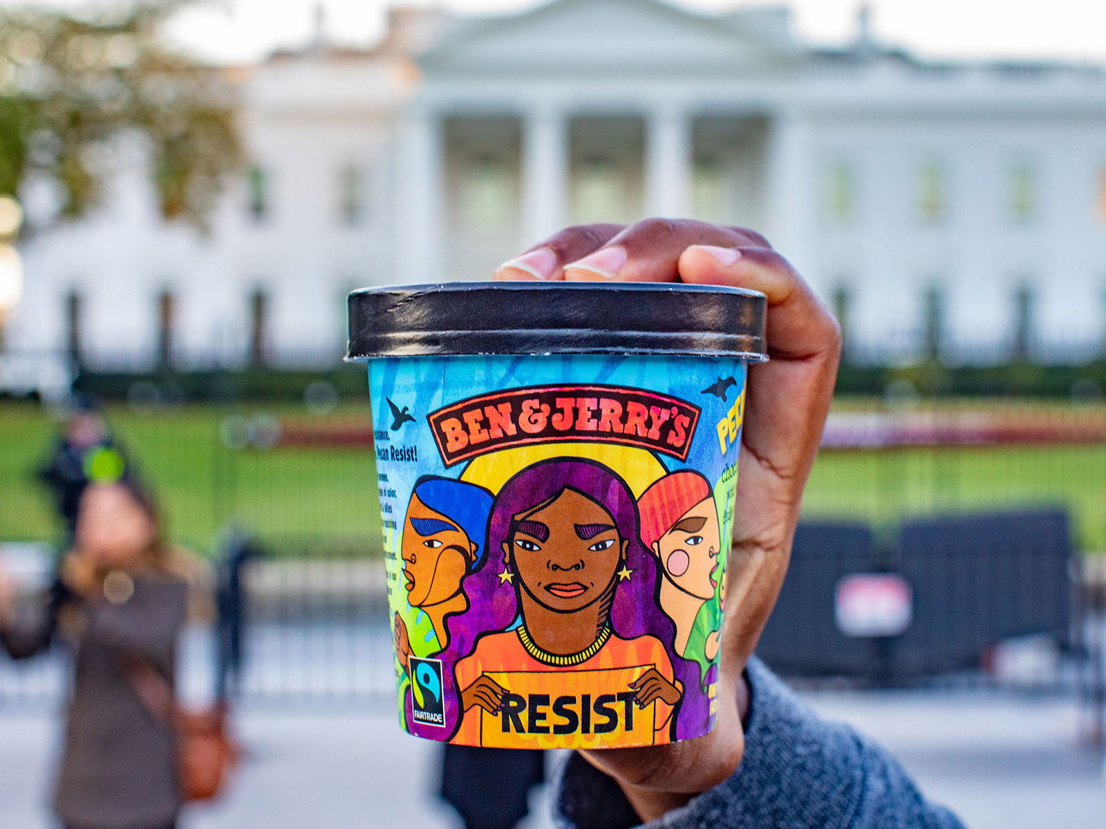 Ben & Jerry's Latest Political Pint Supports Four Different Causes
