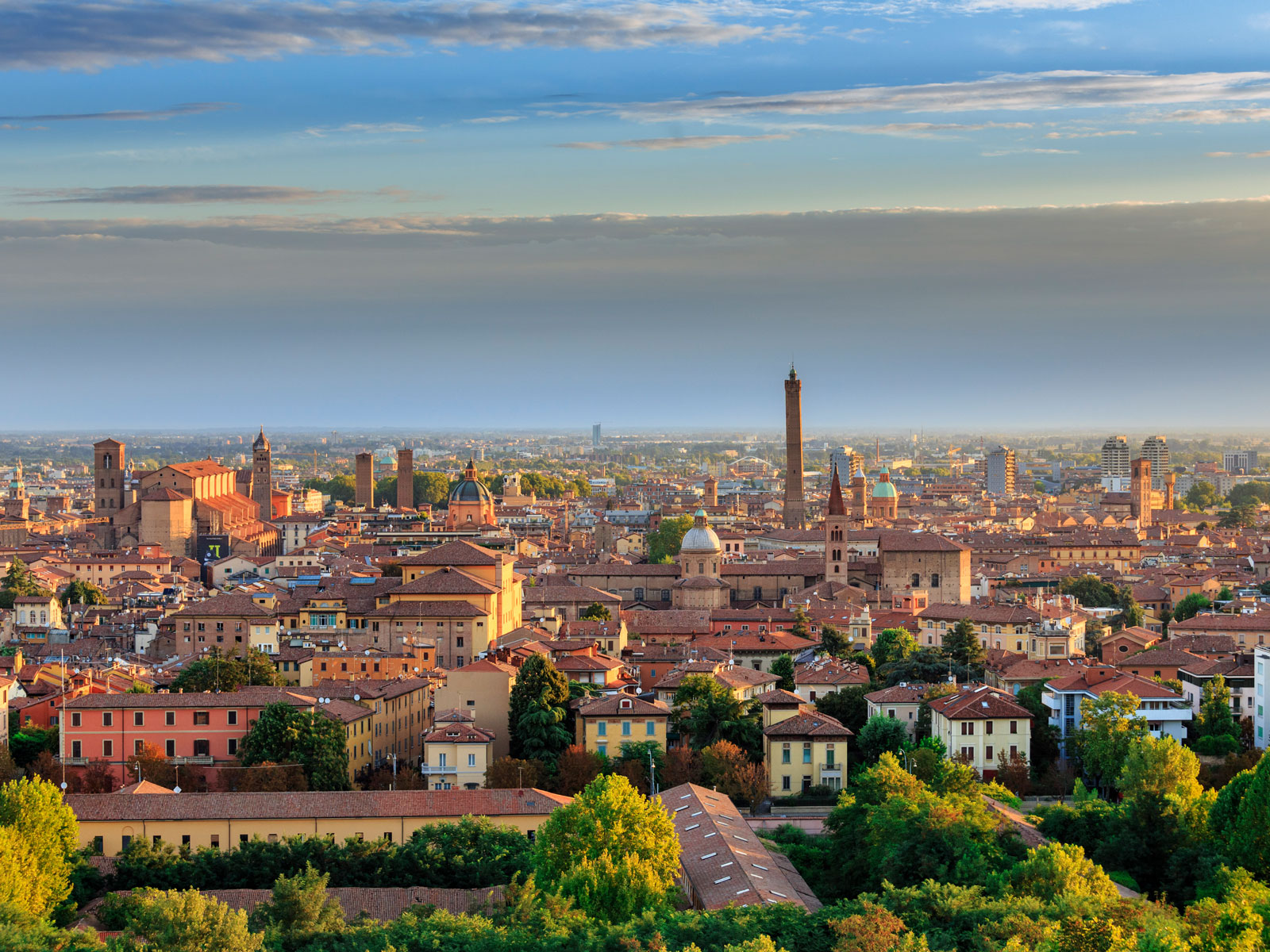 This Italian City Offers Free Beer and Gelato For Using Environmentally-Friendly Travel Options