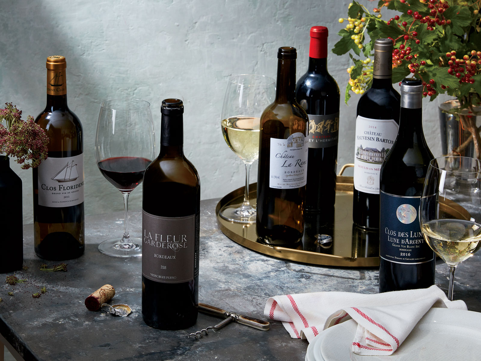 12 Bargain Bordeaux Wines to Drink at Thanksgiving