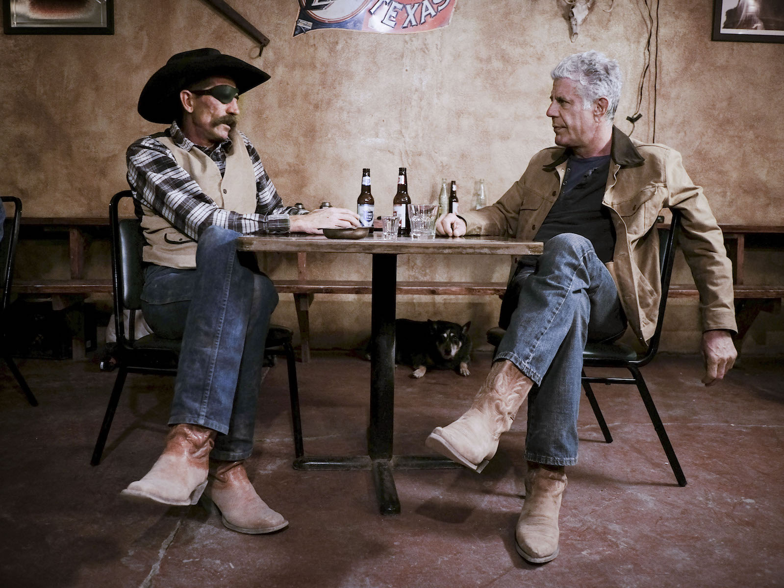 What to Expect from 'Anthony Bourdain Parts Unknown' in Far West Texas