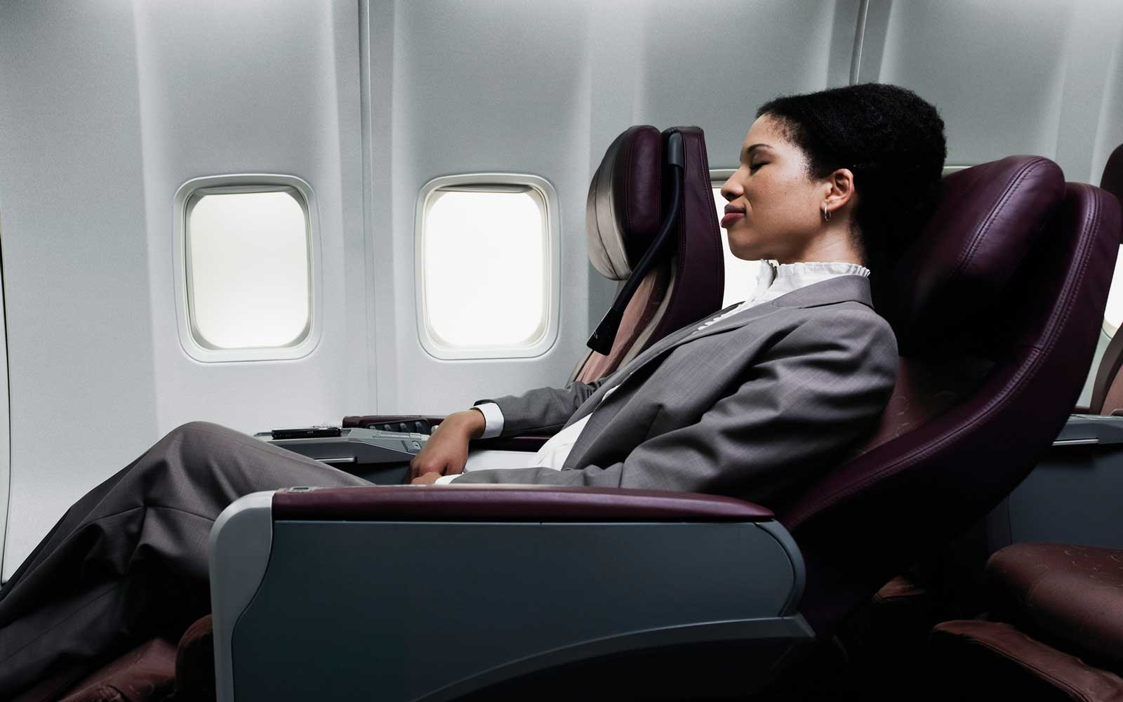 How to Make the Most of Flying Business Class