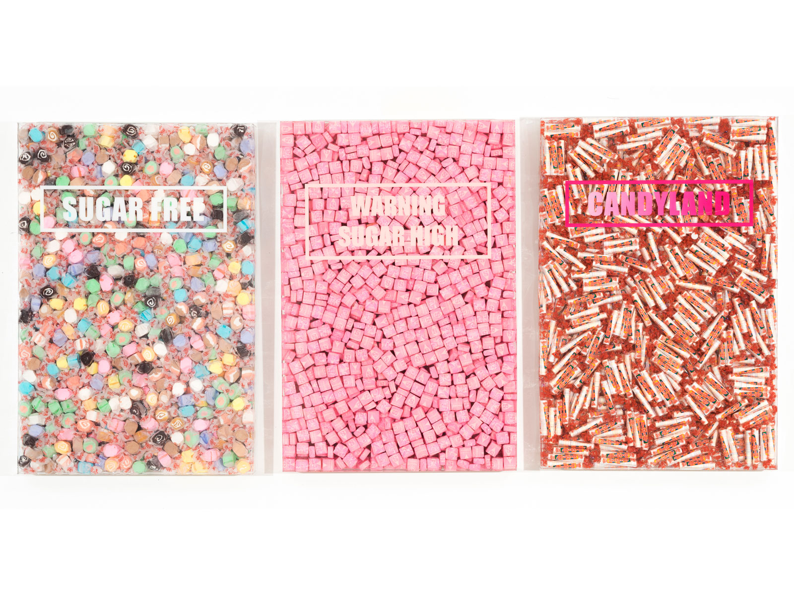 This Artist Turns Your Favorite Candy Into Art