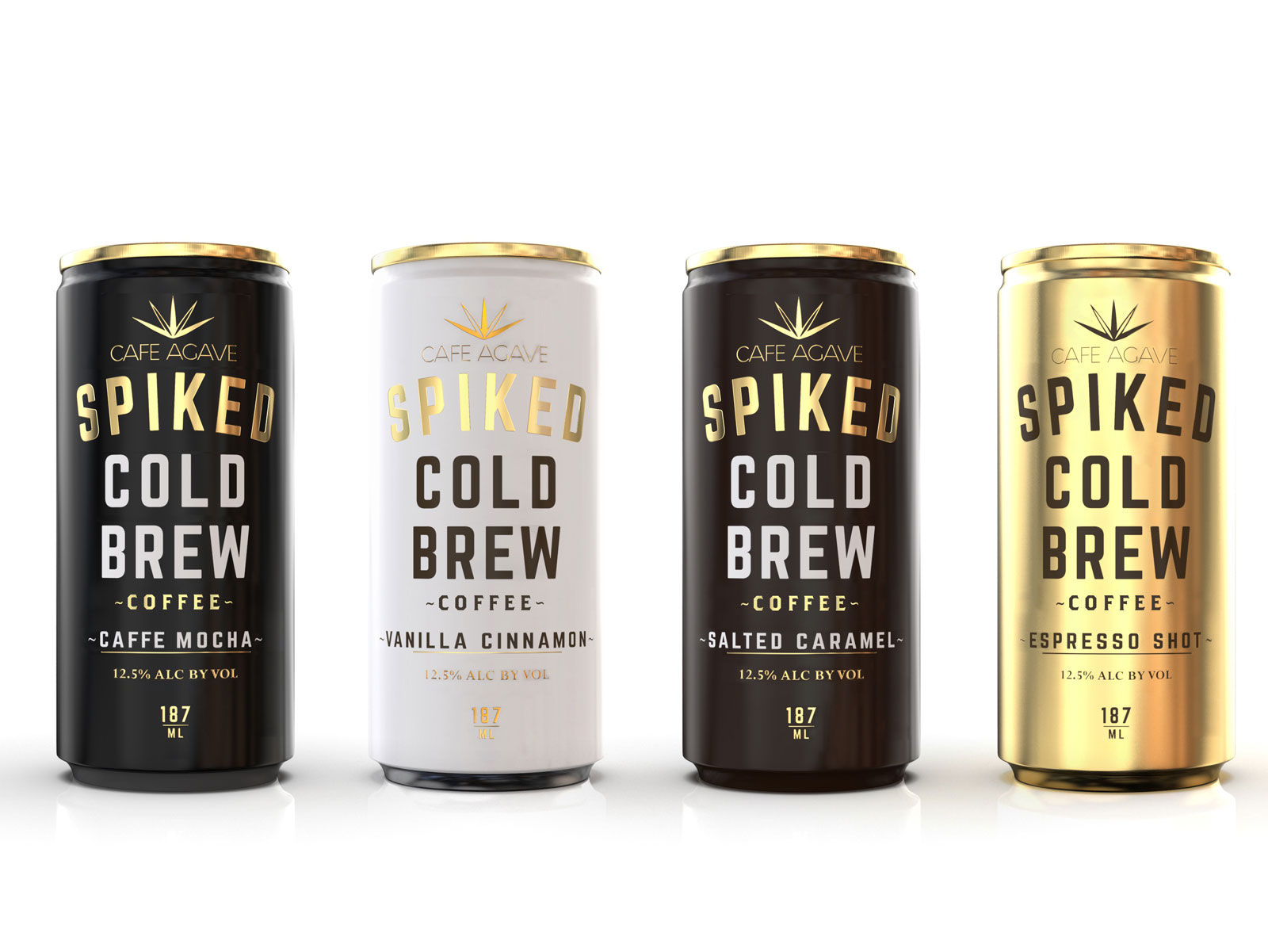 This Spiked Cold Brew Is as Boozy as a Glass of Wine