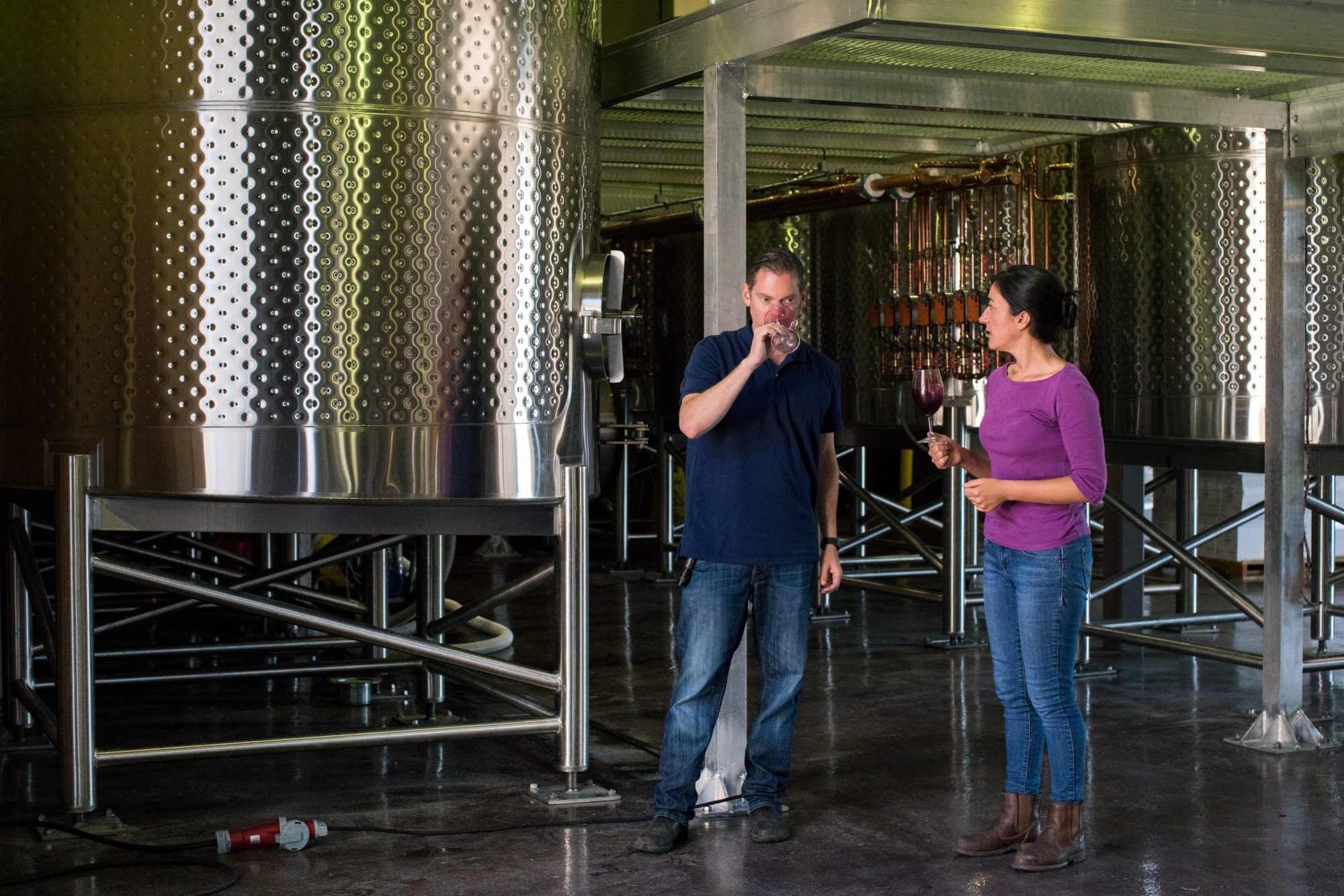 How Wineries and Distilleries Address Climate Change