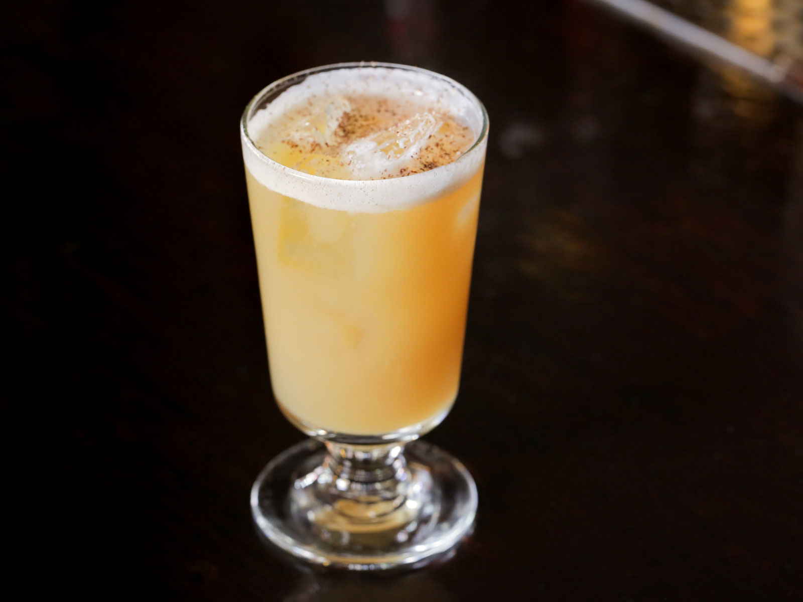 The Perfect Fall Drink Is a... Beer Cocktail?