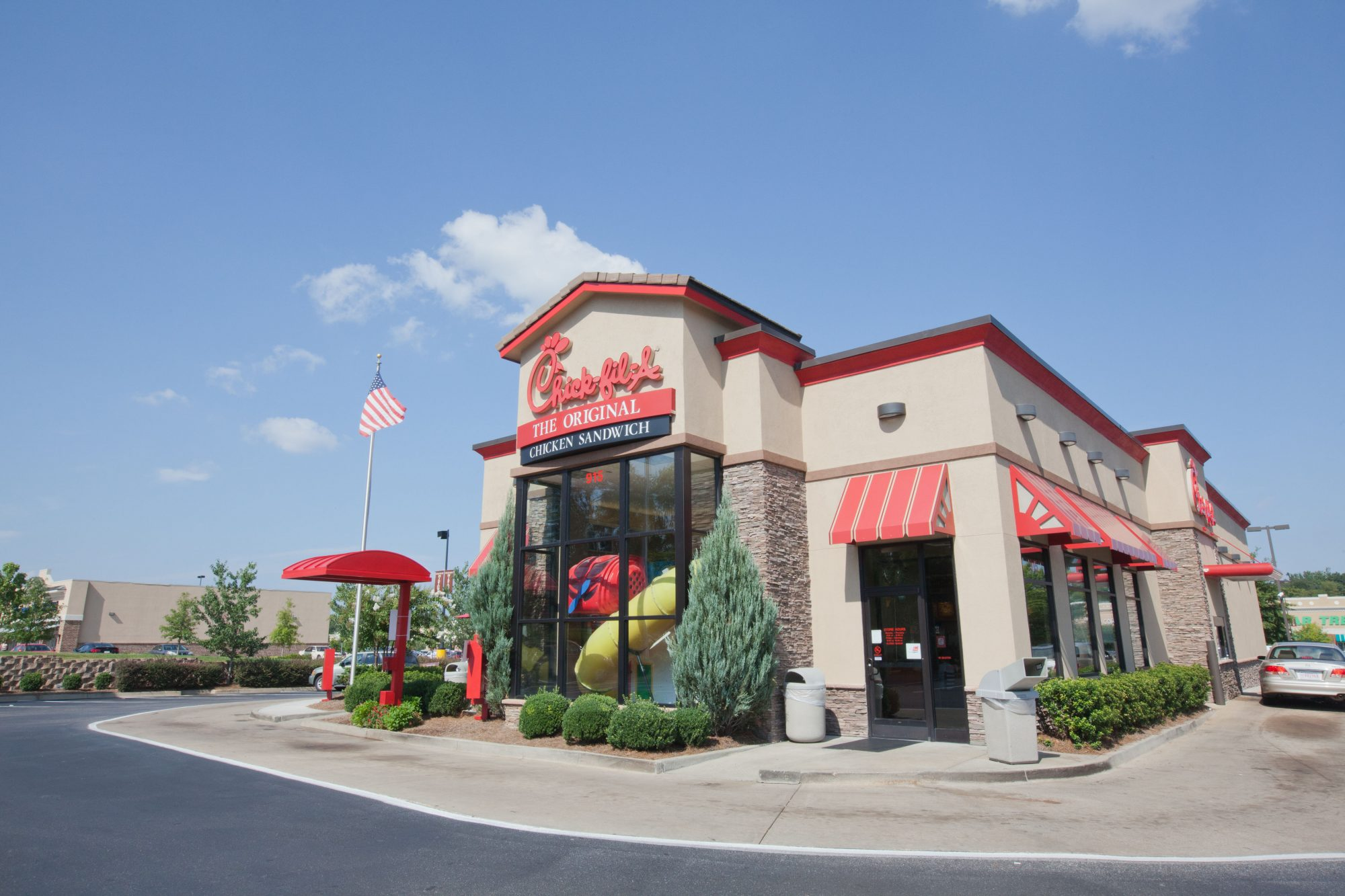 Chick-fil-A Tests a Brand New Restaurant Concept in Nashville and Louisville
