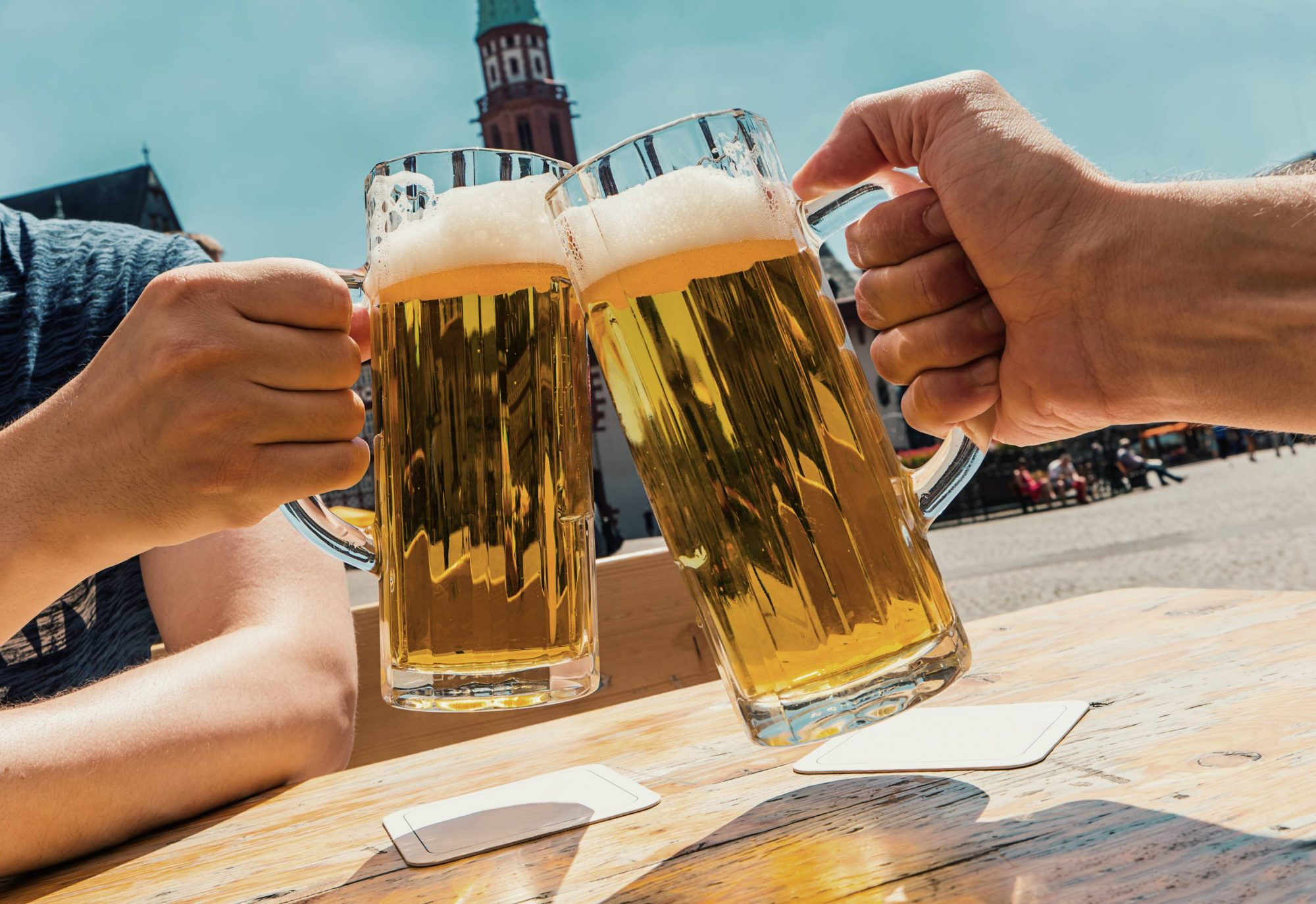 Here's Why Brewers Say Beer Definitely Tastes Best in the Fall