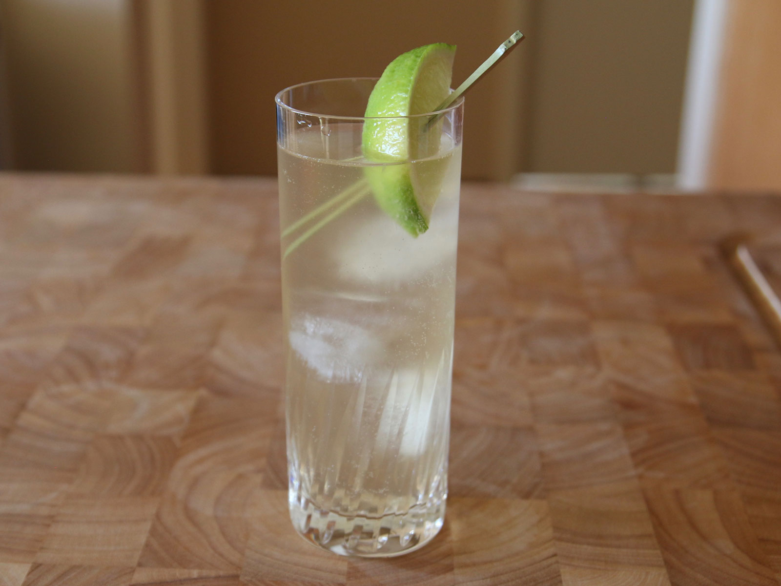 Gin & Tonic, Two Ways