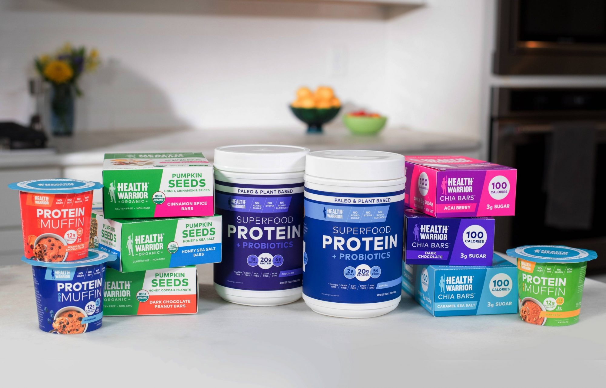 PepsiCo Acquires Snack Bar Brand Health Warrior, Betting on Plant-Based Superfoods