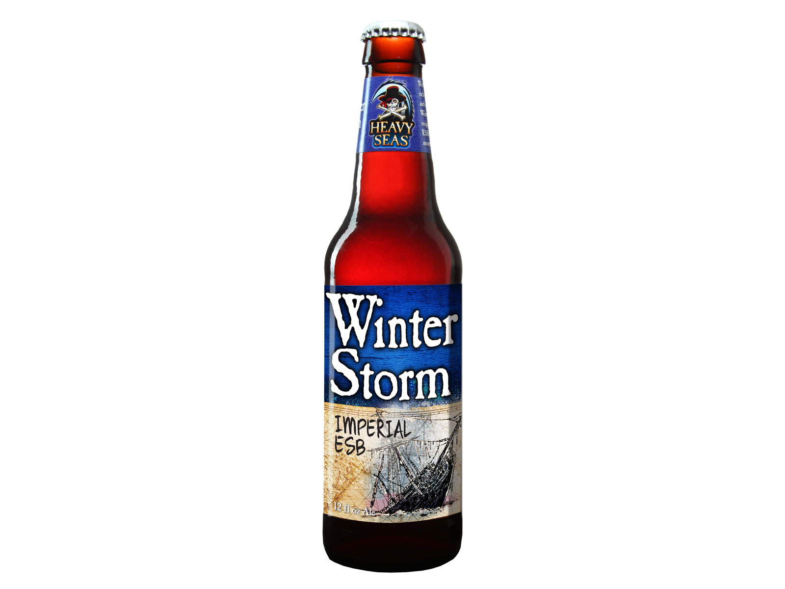 Heavy Seas - Winter Storm
