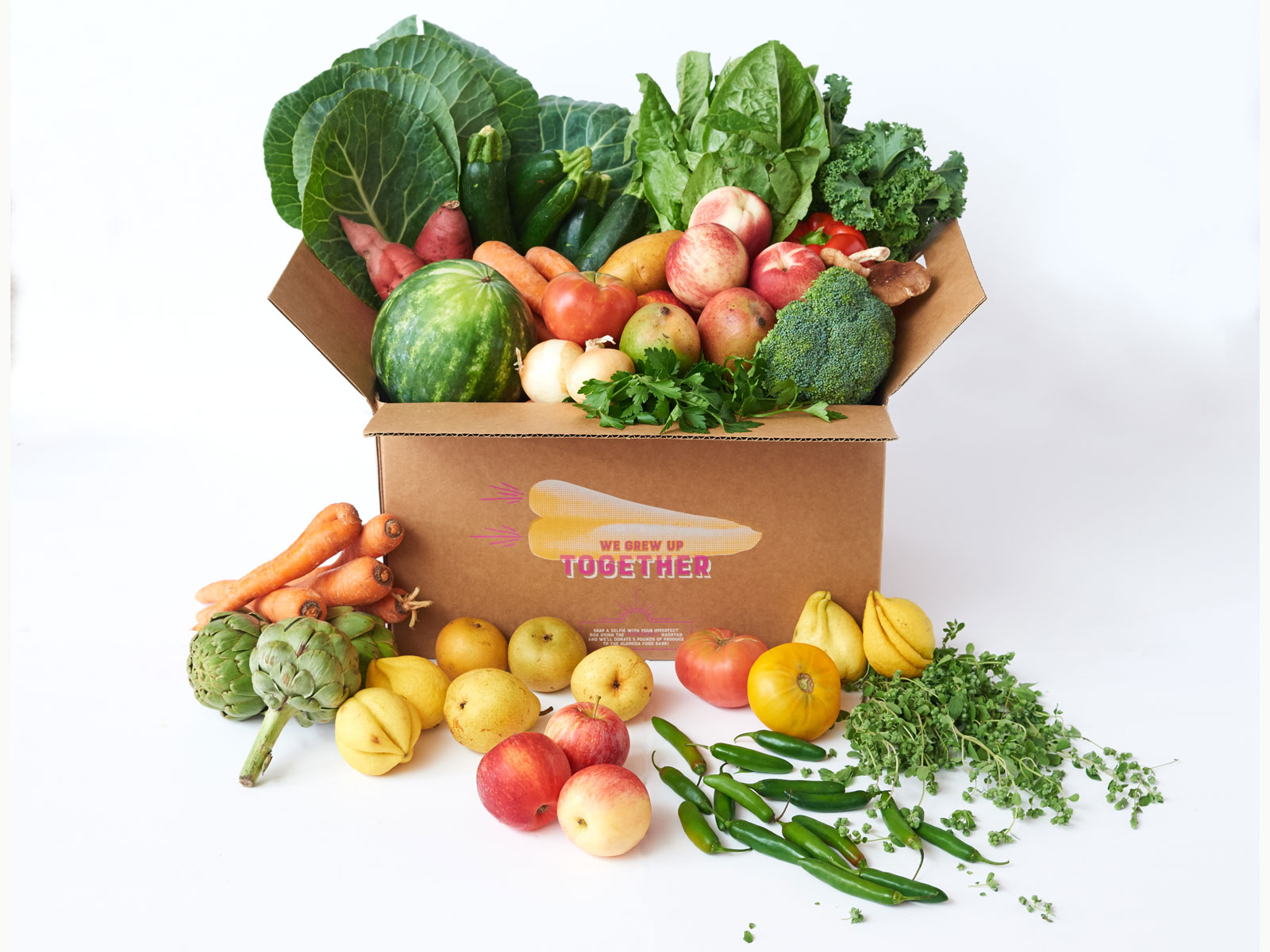 Imperfect Produce Expands Ugly Fruit and Vegetable Box Subscriptions to the East Coast